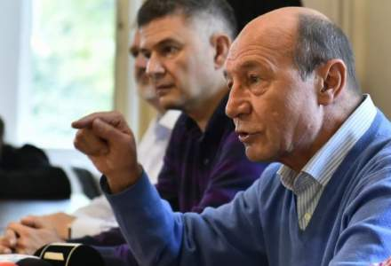 "Traian Basescu, intrebat despre o alianta a PMP cu partidul lui Victor Ponta: ""Niciodata!"""