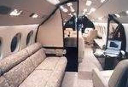 Avioanele de afaceri isi continua ascensiunea