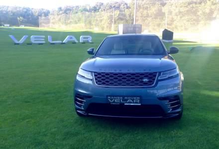 Premium Auto a prezentat noul Range Rover Velar pentru care se asteapta la vanzari de 300 de unitati in 2018