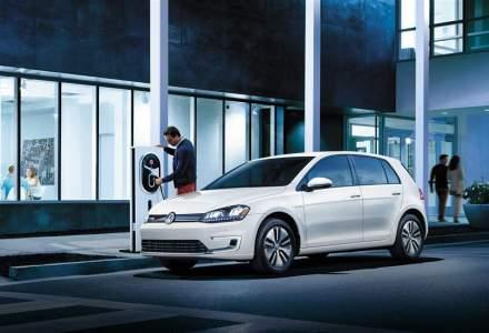 Patru din 10 vizitatori in showroom-urile Volkswagen se arata interesati de achizitionarea unui model electric