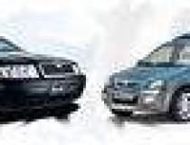 Dacia Logan vs Skoda Octavia...