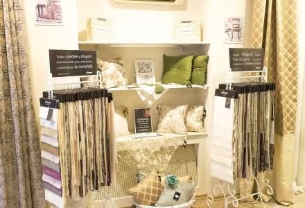 Retailerul de perdele si draperii Sophia deschide un nou magazin si ajunge la o retea de 23 de locatii