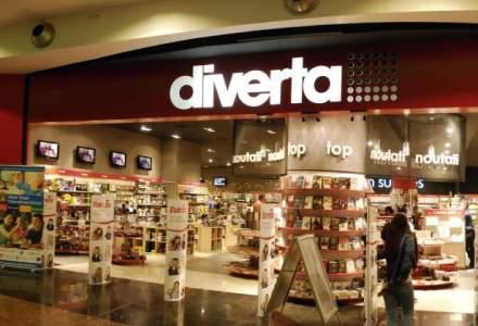 Diverta a deschis in ParkLake cel de-al 29-lea magazin, cu o investitie de 50.000 euro