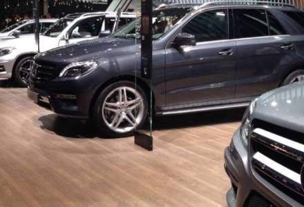 Masini germane inmatriculate pe piata auto din Romania anul acesta
