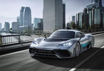 Mercedes-AMG a prezentat Project One la Salonul Auto de la Frankfurt