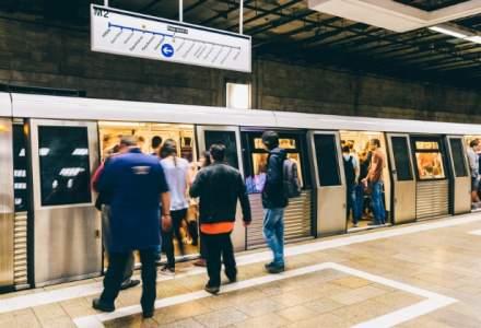 Atentie! Aceste statii de metrou sunt inchise de azi. RATB introduce o linie naveta de autobuze