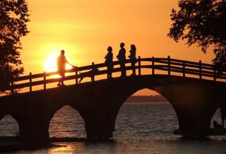 Primaria Timisoara va construi un pod peste Bega, primul dupa 50 de ani, si o pasarela pentru pietoni si biciclisti