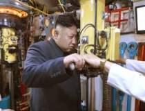 Kim Jong-un anunta ca se...