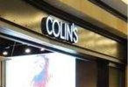 Colin's deschide la Iasi primul magazin din afara Bucurestiului