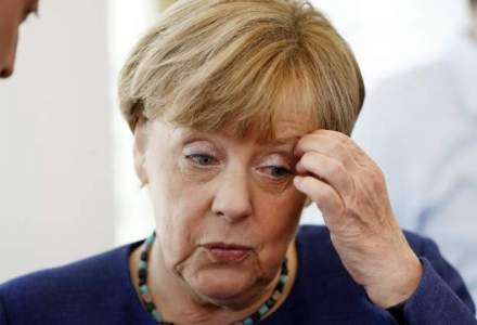 """""""Cara-te"""": Angela Merkel, tinta """"cetatenilor furiosi"""""""