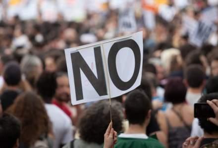 Protest la Chisinau: de ce sunt nemultumiti sute de oameni