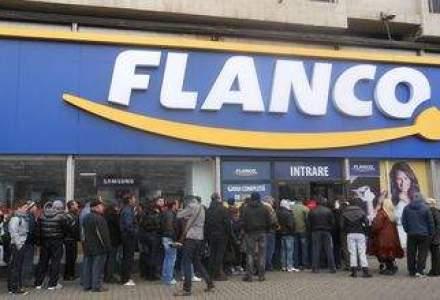 Flanco a investit 14 mil. lei in deschiderea a 5 magazine in decembrie