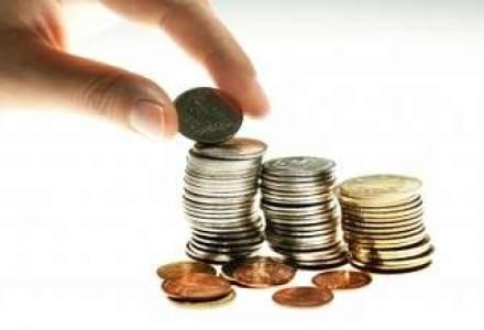 UniCredit: BNR va mentine cursul la 4,3-4,4 lei pe euro in 2012, dar va rata inflatia