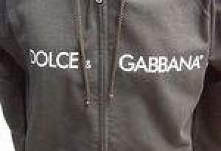 Dolce&Gabbana - luxul fotbalistilor si dizeuzelor