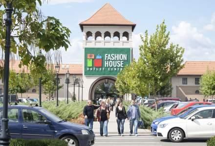 Venituri in crestere cu 12% in prima jumatate a anului pentru Fashion House Outlet