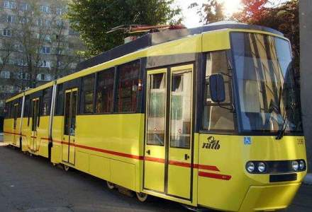 Circulatia tramvaielor pe Soseaua Pantelimon va fi reluata sambata, dupa patru ani de la inceperea lucrarilor edilitare