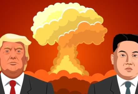 Coreea de Nord spune ca atacarea cu rachete a SUA e inevitabila, dupa ce bombardiere au survolat apele din estul tarii