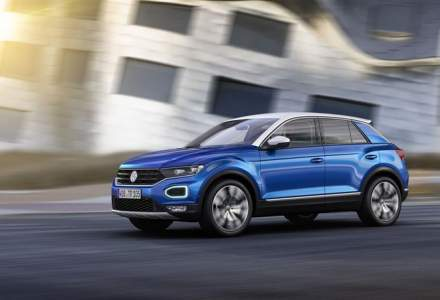Volkswagen T-Roc poate fi comandat online. Costa de la 19.700 euro cu TVA