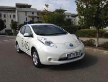 Nissan Leaf, test drive cu o...
