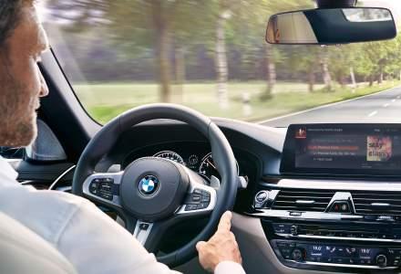 Asistentul personal Amazon Alexa urmeaza a fi integrat in automobilele BMW si MINI