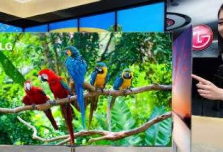 Tehnologia evolueaza: LG ar putea incepe sa vanda cele mai mari televizoare OLED din lume