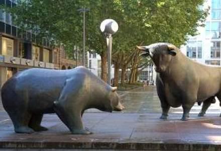 Bursa de la New York, pe crestere in prima sedinta de tranzactionare a anului