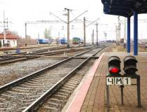 Buzau: Trafic feroviar...