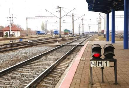 """Buzau: Trafic feroviar afectat dupa fisurarea unei sine. Mai multe trenuri vor avea """"intarzieri semnificative"""""""