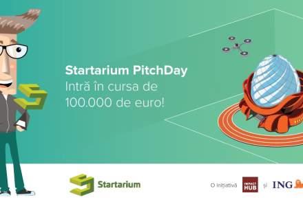 Startarium da startul competitiei pentru antreprenori: incepe cursa pentru cei 100.000 de euro!