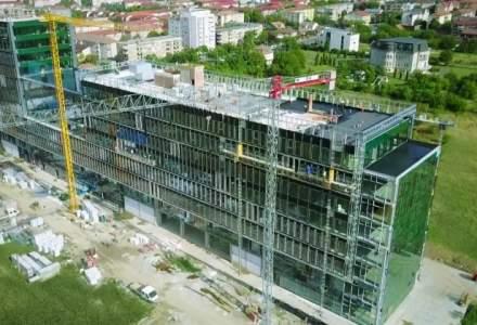 Werk Property Group dezvolta prima cladire de spatii de birouri din Romania unde angajatii vor avea acces cu identificare biometrica