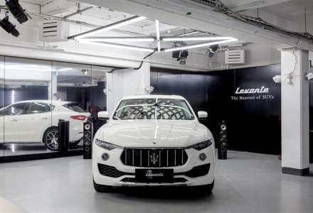 Recall de masini de lux in Romania: 49 de exemplare Maserati sunt asteptate in service