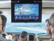 Masina conectata la internet,...
