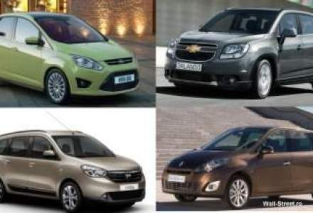 Ce vanzari au concurentii Dacia Lodgy. Vezi preturile