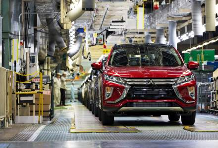 SUV-ul Mitsubishi Eclipse Cross ajunge in decembrie in Europa