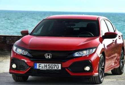 Japonezii de la Honda isi muta atentia spre masinile electrice