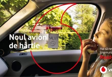 Rebranding GLOBAL al Vodafone: Cum suna sloganul