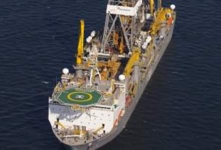 ExxonMobil si OMV Petrom au inceput lucrarile de explorare in Marea Neagra