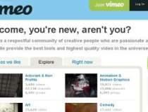 Vimeo lanseaza aplicatii...
