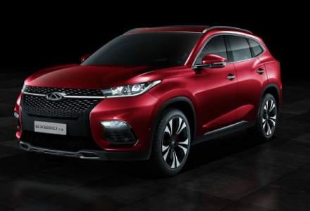 "Chinezii de la Chery ataca piata europeana: ""Vrem sa aducem masini electrice sau hibride in Europa pana in 2020"""