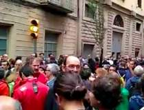 Manifestatii la Madrid si in...