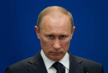 Proteste in Rusia: 130 de oameni care au scandat impotriva lui Vladimir Putin au fost arestati