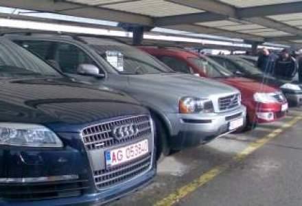 Oferta de masini rulate a crescut cu 30% in 2011