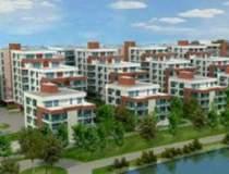 Apartamentele din Laguna...