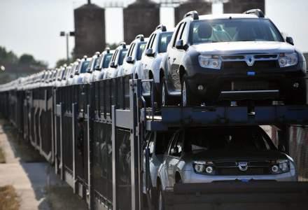 Gefco Romania extinde parteneriatul cu Automobile Dacia. Va livra masini in Belgia