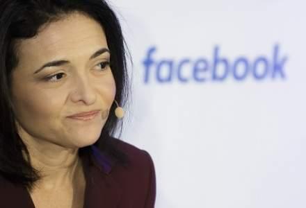 Sheryl Sandberg, COO la Facebook: Criza de leadership feminin e privita total gresit
