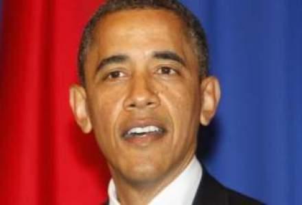 Obama ia masuri pentru crearea de noi locuri de munca