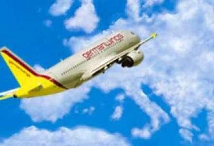 Germanwings nu mareste preturile daca va zbura din Otopeni