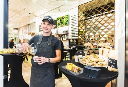 Narcoffee Roasters se extinde la nivel international. Prima franciza vanduta la Praga