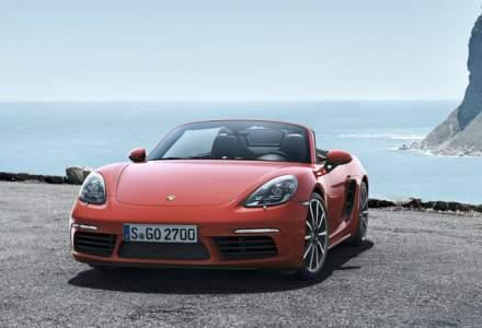 Oferta de la nemti: pentru 2.000 de dolari pe luna iti poti face abonament la masinile Porsche