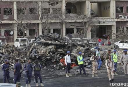 Atac terorist la Mogadishu, in Somalia: 215 morti si aproximativ 350 de raniti